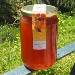 Honig aus Kreta, griechischer Honig